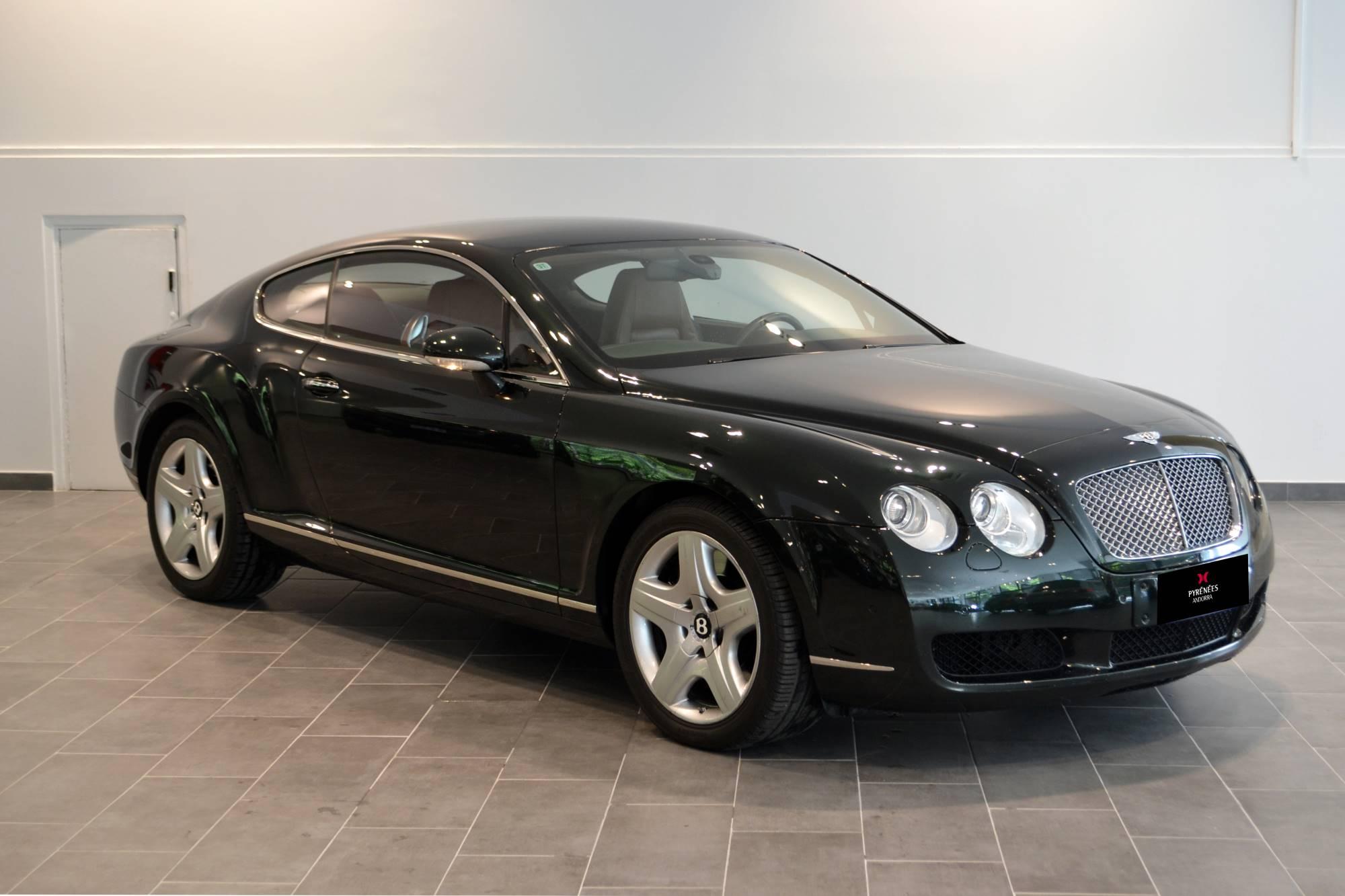 Bentley Continental GT 560