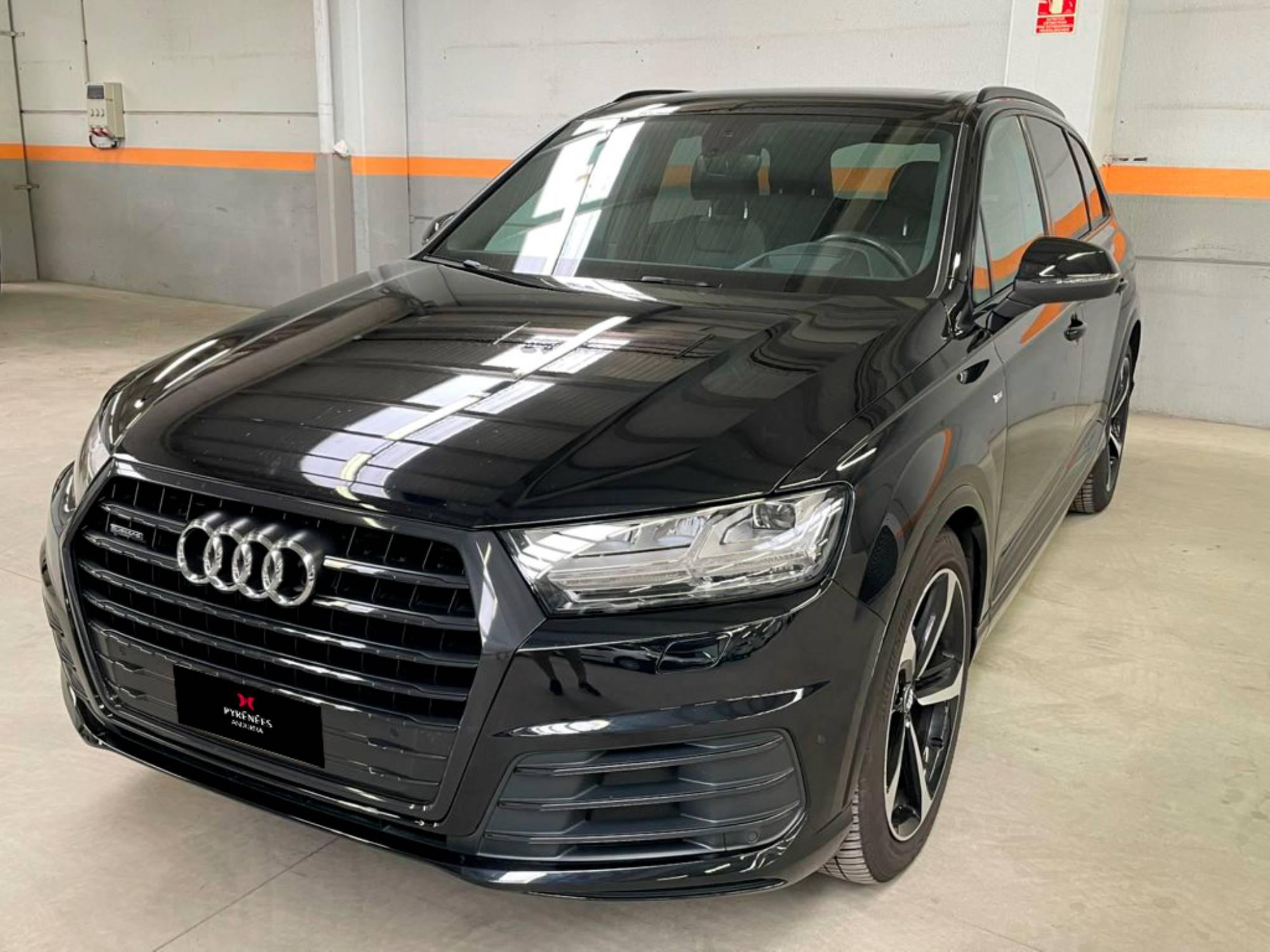 Audi Q7 3.0 V6 TDI