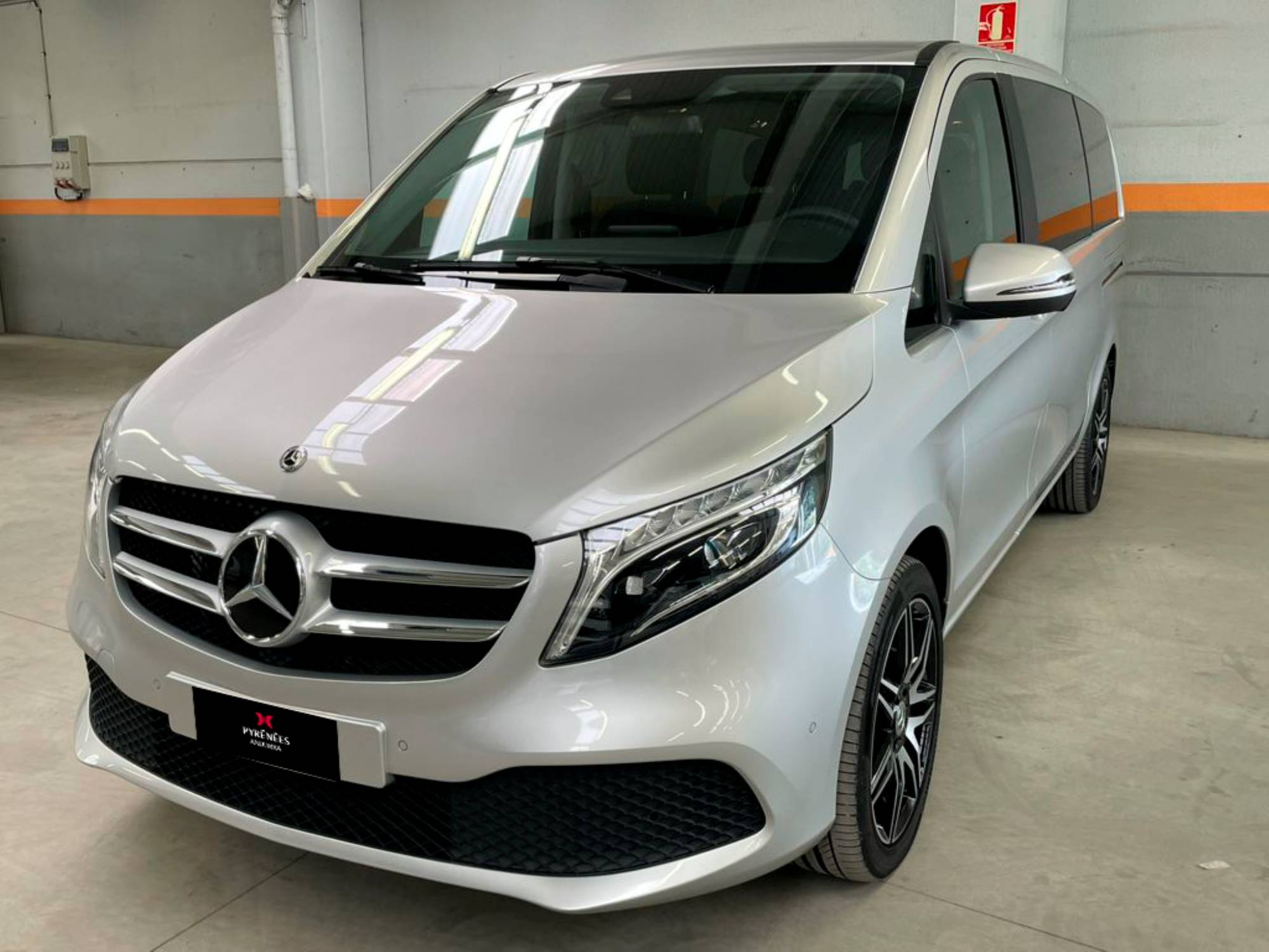 Mercedes-Benz Classe V 250 4 matic